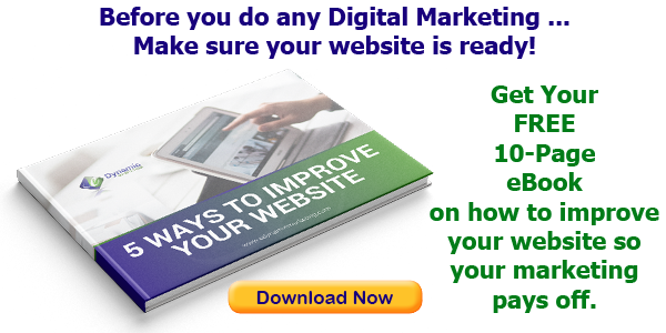 eBook - 5 Ways To Improve Your Website